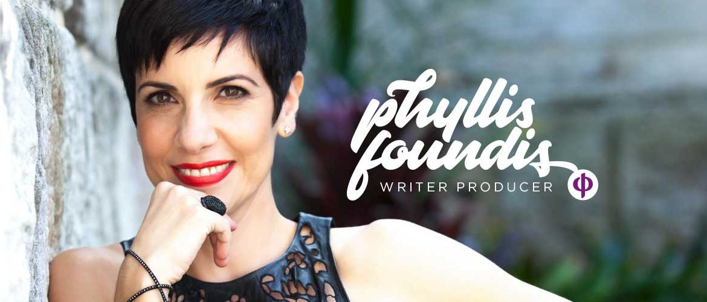 Phyllis Foundis + logo